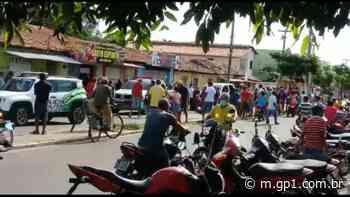 Funcionário de frigorífico é assassinado a tiros em Piripiri - GP1