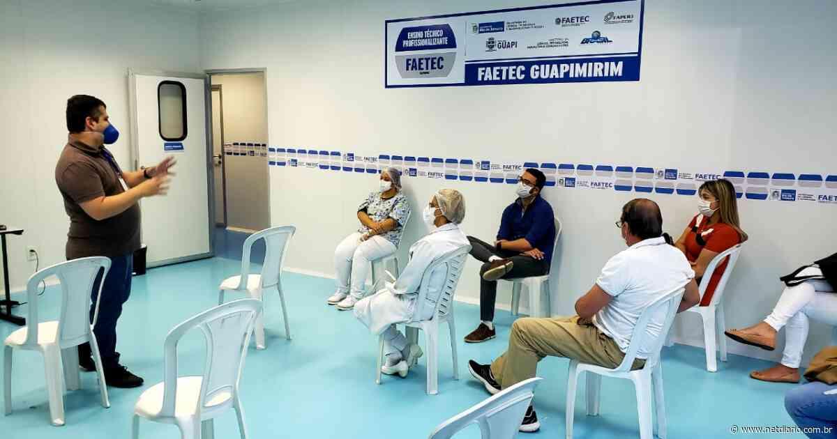 Faetec de Guapimirim: acolhimento e triagem para pacientes com suspeita de Covid - NetDiário