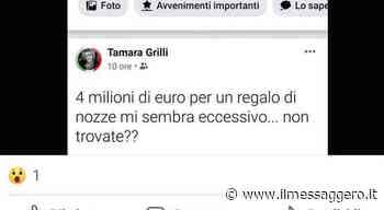 Amelia, post di una consigliera comunalesulla liberazione di Silvia Romano:Quattro milioni per un regalo di nozze - Il Messaggero