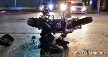 Fallece un hombre tras accidente en su motocicleta en Ciudad Valles - Pulso de San Luis
