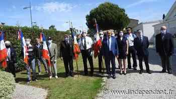 8-Mai : commémoration intime à Saint-Laurent-de-la-Salanque - L'Indépendant