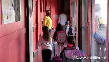 Castelnau-le-Lez : à l'école Mario-Roustan une seconde rentrée sereine - Midi Libre