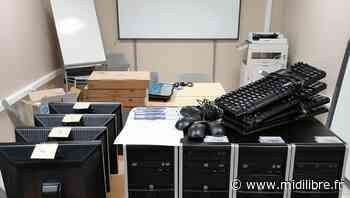 Castelnau-le-Lez : des ordinateurs pour 29 enfants de familles démunies - Midi Libre