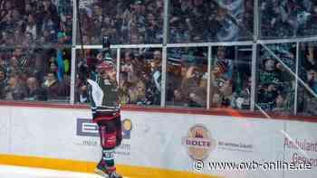 Starbulls Rosenheim Daniel Bucheli NHL-Spieler Crimmitschau Wayne Simmonds Chris Stewart | Sport in der Region - Oberbayerisches Volksblatt