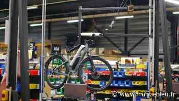 La relance éco : à Thaon-les-Vosges, Moustache Bikes croit plus que jamais à l'avenir du vélo électrique - France Bleu