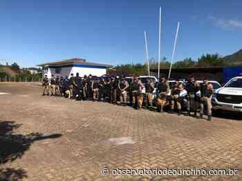 PM de Ouro Fino participa da Operação Cinturão Mantiqueira em Monte Sião - Observatório de Ouro Fino