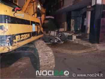 Santeramo in colle - Residenti e carabinieri impediscono il furto del bancomat - NOCI24.it