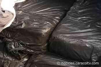 Las bolsas negras que encontró la Policía en el armario de una mujer que terminó en la cárcel - Noticias Caracol