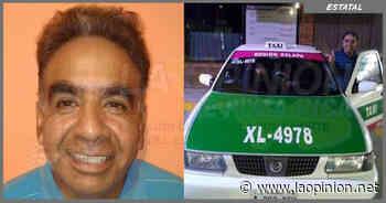 Buscan a taxista de Altotonga - La Opinión