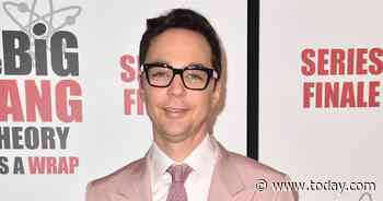 Jim Parsons dyes his hair blond — see the new look - Today.com