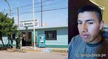 Denuncian extraña desaparición de soldado en cuartel Tarapacá de Tacna - LaRepública.pe