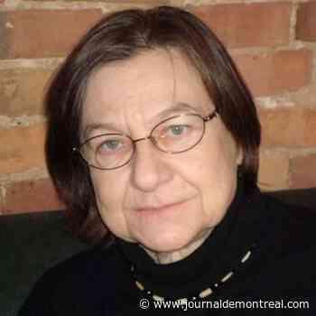 VINCENT, Sylvie (née du Crest) - Le Journal de Montréal