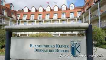 Klinik Bernau nimmt wieder Patienten auf - Süddeutsche Zeitung