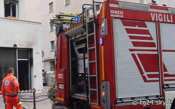 Cervignano del Friuli, esplosione in un palazzo: gravi padre, madre e figlio - Sky Tg24