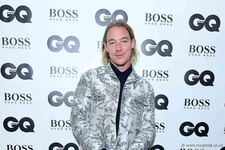 DJ Diplo reveals he has become a father for the third time - NW Evening Mail