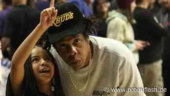 Happy Duo: Jay-Z und Blue Ivy genießen Papa-Tochter-Zeit - Promiflash.de