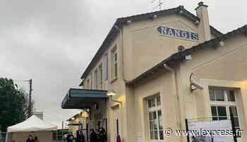 """Gare de Nangis, lundi, 6h30 : """"Le marquage au sol, je ne sais pas à quoi ça sert"""" - L'Express"""