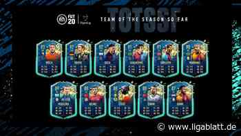 Mit einem 92er Max Kruse: Das FIFA 20 Ultimate Team of the Season der Süper Lig! - LIGABlatt