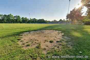 Rasenplatz: Anpfiff zur Sanierung - Westfalen-Blatt
