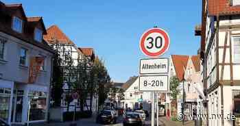 Schilderwald: Kritik an Tempo-30-Zonen in Salzkotten - Neue Westfälische