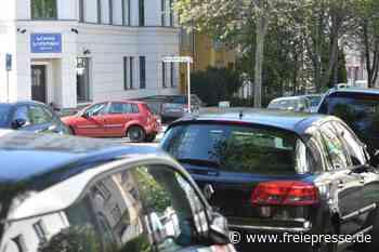 Rathaus-Plan: Weniger Parkplätze in engen Kaßberg-Straßen - Freie Presse