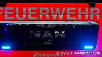 Rund 450 000 Euro Schaden bei Wohnhausbrand - Süddeutsche Zeitung