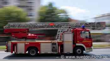 Brand in Mehrfamilienhaus im Kreis Konstanz - Süddeutsche Zeitung