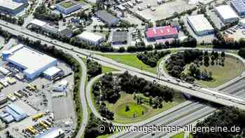 Bauarbeiten an der A8: Autobahnkreuz West in Gersthofen wird saniert - Augsburger Allgemeine