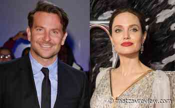 Topped By Lady Gaga? Bradley Cooper and Angelina Jolie may be drawn - Matzav Review