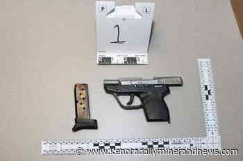 Rainy River OPP seize illegal handgun, drugs - Daily Miner and News