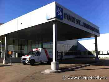 Fort St. John Hospital receives equipment to process COVID-19 tests - Energeticcity.ca