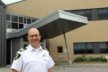 New joint fire chief announced for Innisfil and Bradford West Gwillimbury departments - BradfordToday