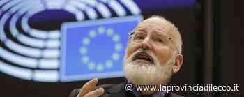 Timmermans, strategia Ue per l'agroalimentare il 20 maggio - La Provincia di Lecco