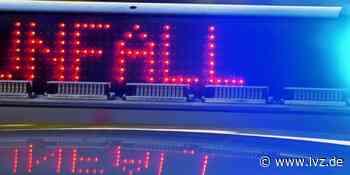 Zusammenstoß - Brandis: Unfall auf A14 sorgte für Sperrung - Leipziger Volkszeitung
