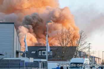 Halbe Million Euro Schaden nach Brand in Stutensee - die neue welle - die neue welle