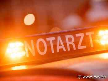 Freiberg am Neckar: Zwei Menschen bei Frontalaufprall schwer verletzt - Zeitungsverlag Waiblingen - Zeitungsverlag Waiblingen