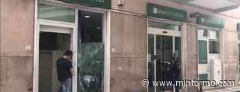 CAIVANO. Rapina al Banco di Napoli: ladri in azione - Minformo