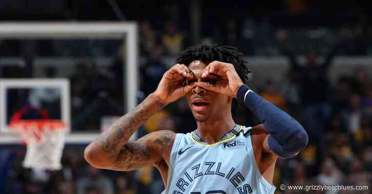 Memphis Grizzlies and The Return of the NBA: Part 1 - Postseason bound