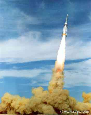 On This Day in Space! May 13, 1964: Apollo spacecraft launches on abort test