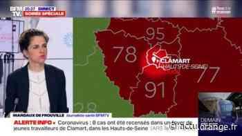 Coronavirus: huit cas détectés à Clamart dans un foyer de jeunes travailleurs - Actu Orange