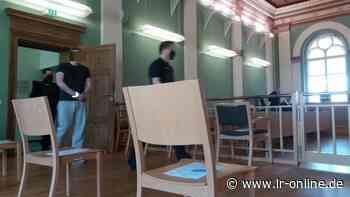Landgericht Cottbus: Räuber mit der Plastikpistole aus Lauchhammer verurteilt - Lausitzer Rundschau