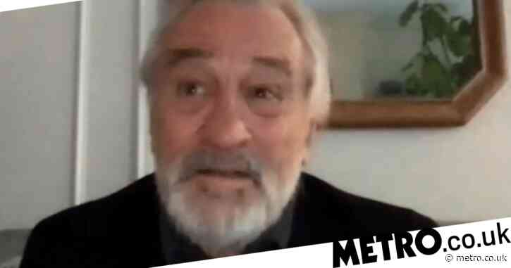 Newsnight viewers baffled as a furious Robert De Niro appears to talk Trump