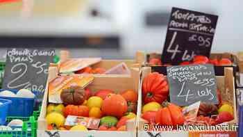 Après environ deux mois d'absence, le marché de Hem reprend ce dimanche - La Voix du Nord