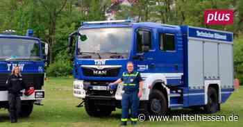 Neuer Gerätewagen löst in Biedenkopf Oldtimer ab - Mittelhessen