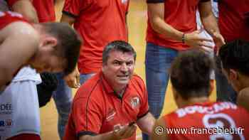 Basket : le club de Saint-Vallier a un nouvel entraîneur - France Bleu