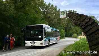Wieder Linienfahrten zum Wildpark Bad Mergentheim - Main-Post