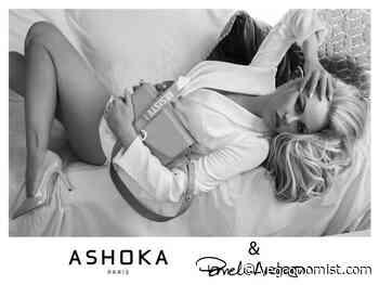 Pamela Anderson Launches Vegan Bag Collection with Paris Fashion House ASHOKA - vegconomist - the vegan business magazine