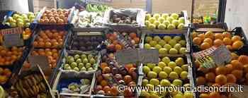 Verdura, frutta latte e farina Costa tutto di più - La Provincia di Sondrio