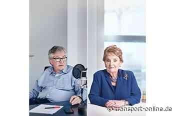 CEO-Podcast: Martin Daum im Gespräch mit Madeleine K. Albright - Transport - Die Zeitung für den Güterverkehr