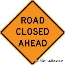 There Will Be Rolling Closures Of Maynooth Road For A 4 Week Period. - Kfm Radio